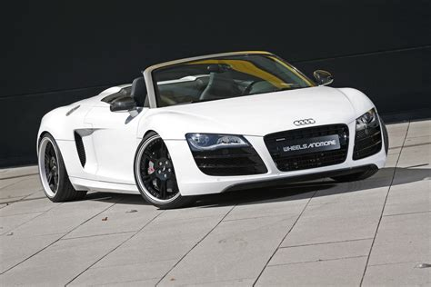 Wheelsandmore Audi R8 V10 Spyder Released autoevolution