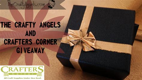 Craft Giveaway - craft giveaway iii sponsored by crafters corner the crafty angels