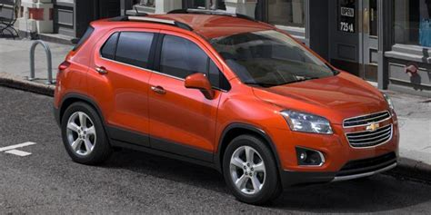 Color Ls by Chevrolet Trax Ls 2016 Available Colors