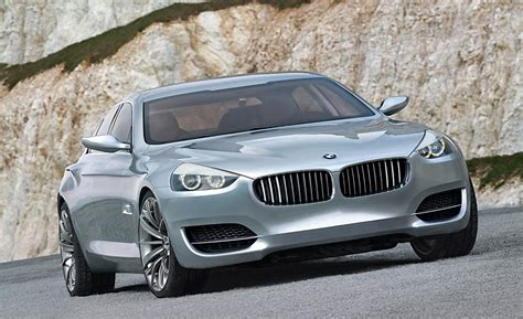 bmw cs concept bmw 9 series gran coupe planned above the 7 series