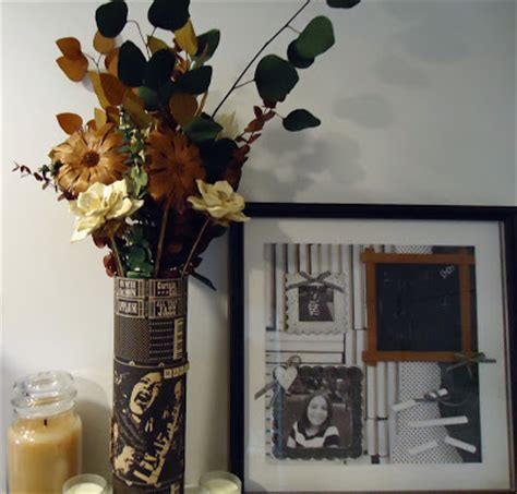 home decor with recycled materials recycled floral decor theresa cifali