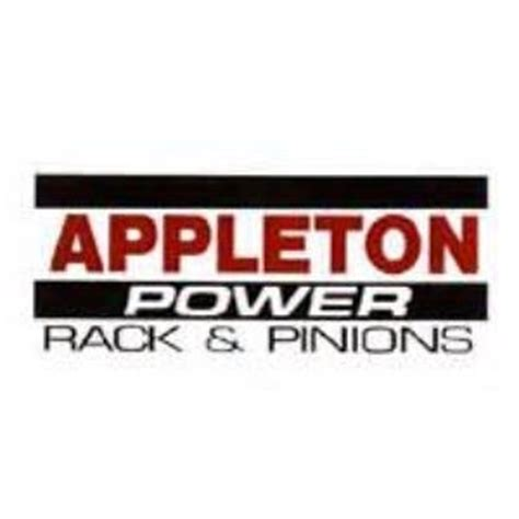 Appleton Rack And Pinion by Manufacturers Left Coast Motorsports