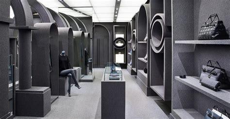 arredamento postmoderno boutique di viktor rolf a parigi