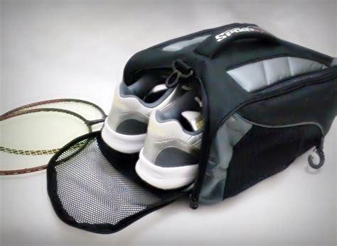 Tas Futsal Raket Multifungsi Roxion 03 Hitam roxion tas futsal badminton multifungsi cocok untuk