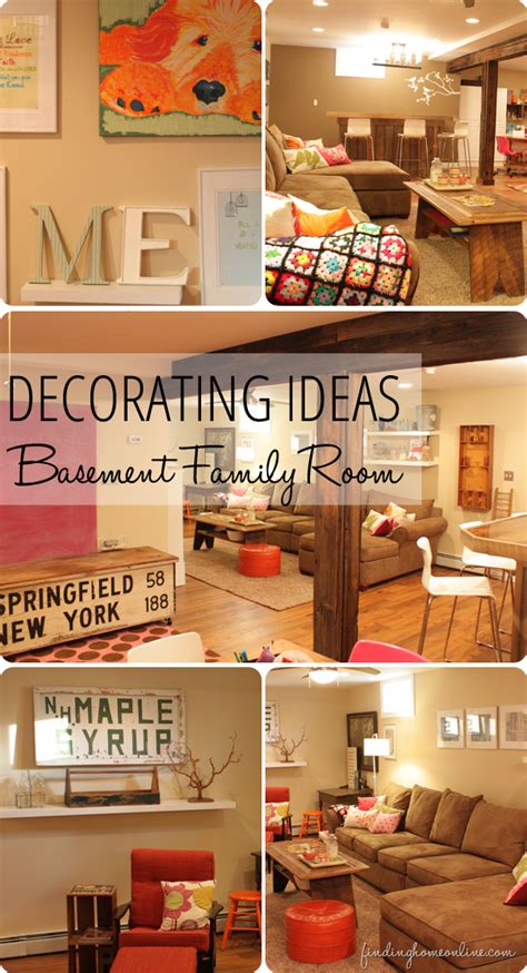 family decorating ideas decorating ideas basement family room finding home farms