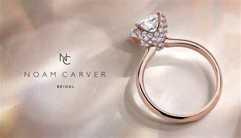 wedding rings at jewelers noam carver bridal jewelry at valentino jewelers