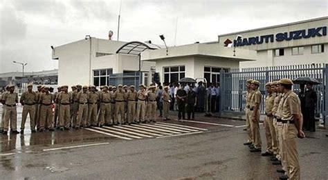 Toyota New Plant In India マルチ スズキ マネサー工場がロックアウトから 再開した 2012 08 21 Time Az