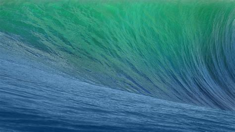 Wallpaper Apple Wave | weekly wallpaper put the wallpapers of os x mavericks on
