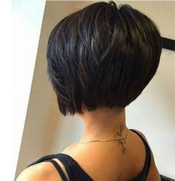 wedge haircut with stacked back 53 cute bob hairstyles for 2016 find your look hair