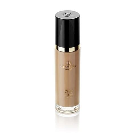 Oriflame Giordani Gold Wear Minerel Foundation Spf 15 oriflame giordani gold wear mineral foundation spf 15
