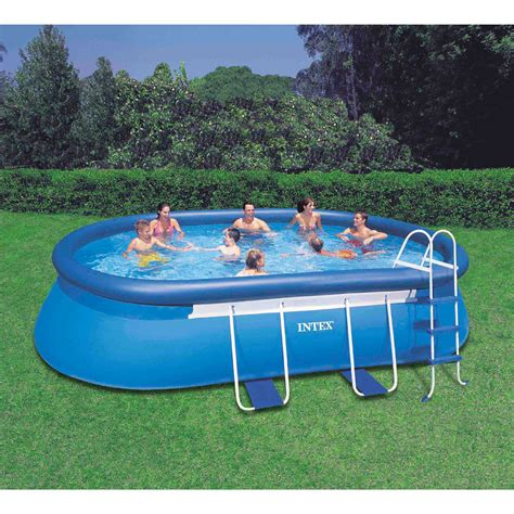 image gallery intex pools at walmart
