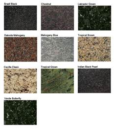 granite color names p k jeganathan the fashion
