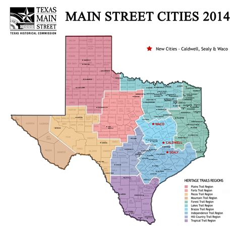 texas map major cities map of texas with cities images