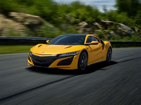 2020 acura nsx price 2020 acura nsx review pricing and specs