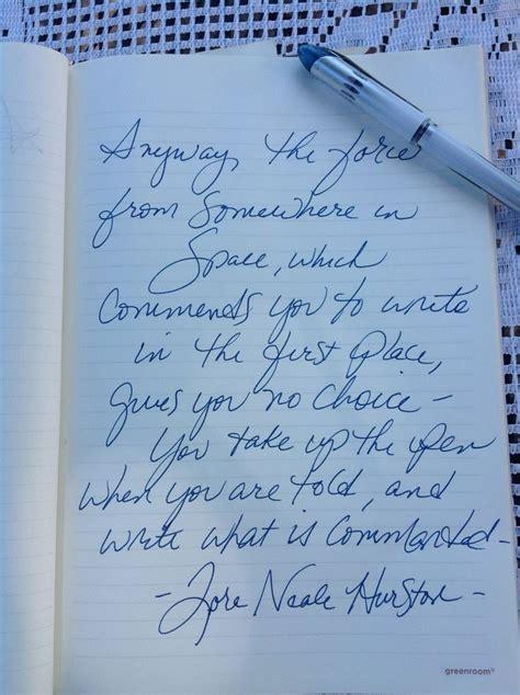Zora Neale Hurston Essay by You Take Up The Pen Soror Zora Neale Hurston Writer Zetaphibeta Words Matter