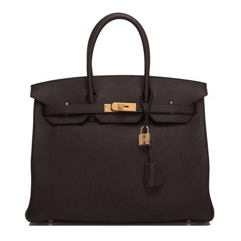 Black Birkin hermes birkin bag 35cm black togo gold hardware world s best