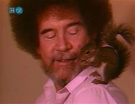 bob ross painting with squirrel 5 you won t believe were badass soldiers