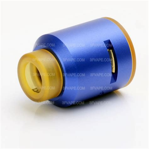 Rda Mad 24mm Authentic authentic desire mad rda blue 24mm rebuildable atomizer