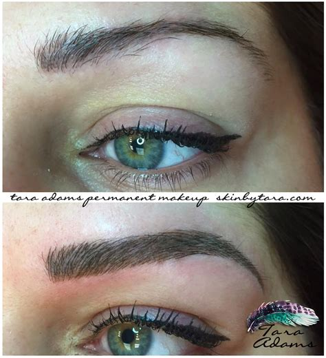 tattoo removal ventura county permanent makeup eyebrows hair stroke los angeles makeup
