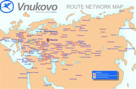 russia map airports central russia map vnukovo mappery