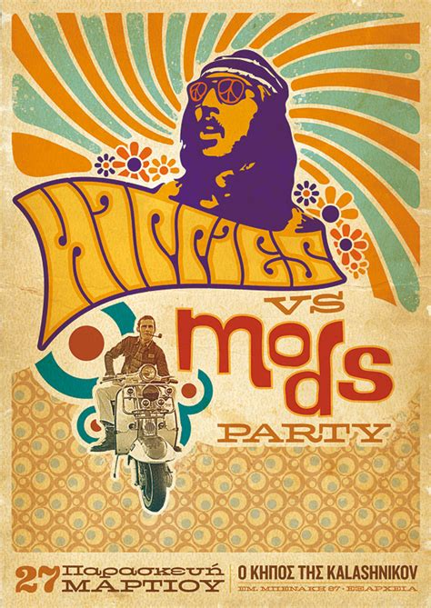 typography 70s hippies vs mods by sebdesign on deviantart