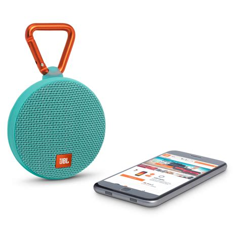 Jbl Clip Portable Bluetooth Speaker jbl clip 2 waterproof portable bluetooth speaker ebay