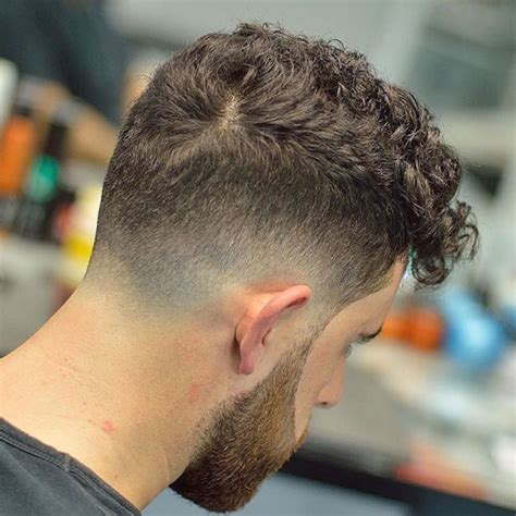 taper fade curly hair curly hair fade
