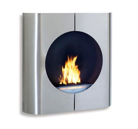ethanol fireplaces by blomus
