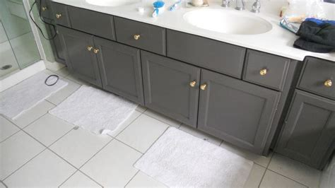 bathroom cabinets painting ideas painted bathroom cabinet new house pinterest
