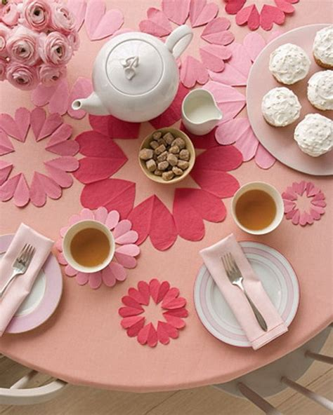 Decorating Ideas For Valentines Day Table Decorating Ideas For S Day