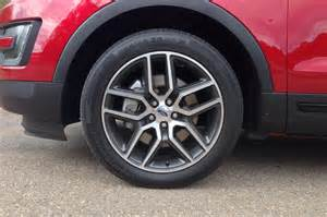 Ford Rims 2016 Ford Explorer Sport Wheels Photo 37