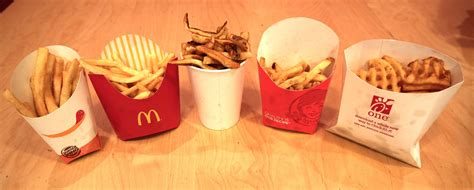 Fries Top by The Best Fast Food Fries Ranked Business Insider