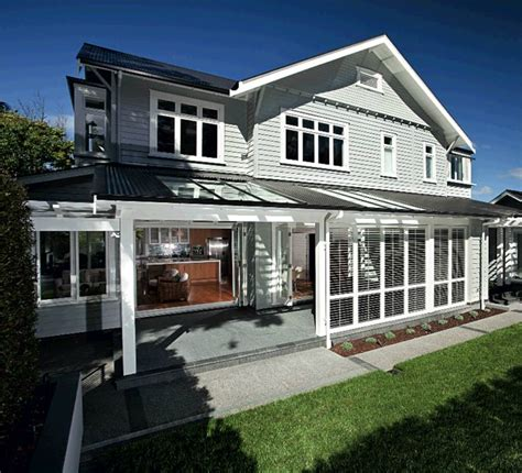 weatherboard house design home design and style