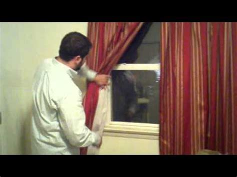 curtain holdback installation 2011 11 06 how to install curtain holdbacks youtube