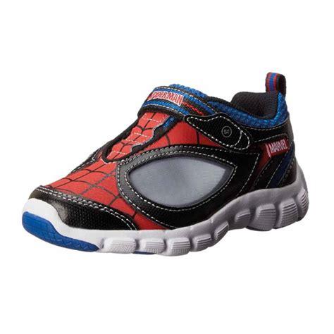 stride rite ultimate spider man light up sneaker stride rite spider man spidey reflex light up shoe infant