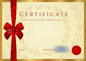 scroll certificate templates certificate diploma template vector free
