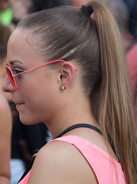 high hairlines a firm of beauty in women ponytail wikipedia