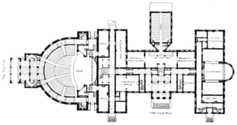 carnegie hall floor plan popular science monthly volume 59 may 1901 the carnegie