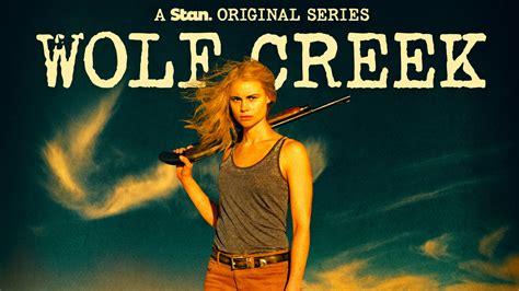 the wolf creek stan original series trailer