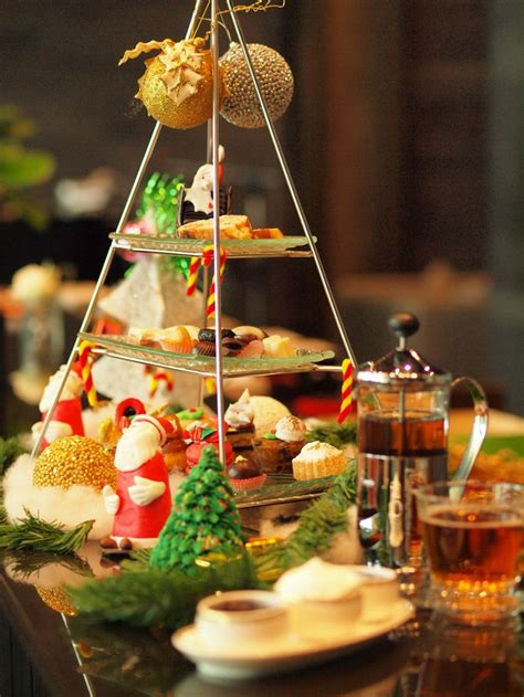 christmas afternoon tea at glen bar baby it s cold
