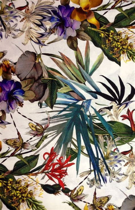botanical print wallpaper tropical print www lab333 com https www facebook com
