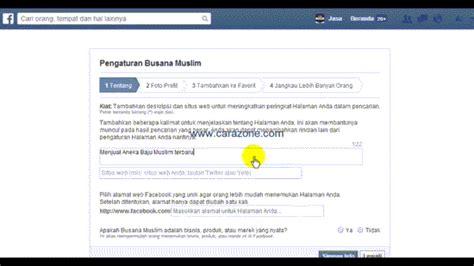 membuat facebook jualan cara membuat fanspage halaman facebook untuk jualan