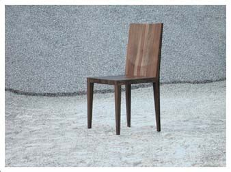 stuhl nussbaum nutundgrat furniture nodo chair