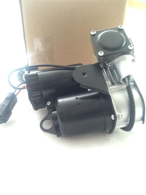 Air Second fit for evoque discovery 3 discovery 4 air suspension air compressor second air