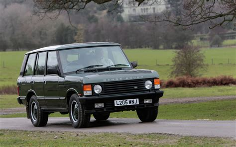 vintage range rover top 10 most notable land rovers in the u s motor trend