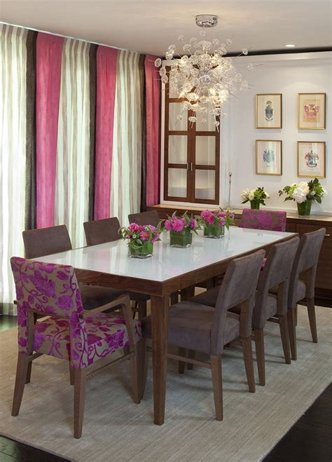 Modern Dining Room Rugs Upholstered Chairs Designing Tips Dining Room Contemporary With White Table Top Loomed Area Rugs