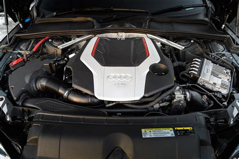 Audi S5 Motor by Audi A5 Sportback 2017 Photos Parkers