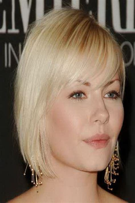 short blonde haircuts round face 1000 ideas about short hairstyles round face on pinterest