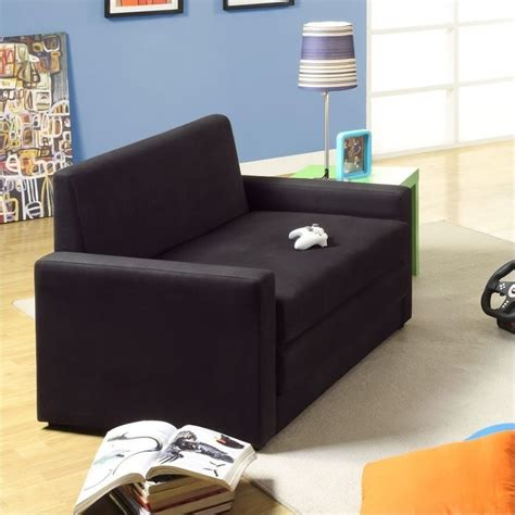 dhp seater sleeper chair in black 2060019