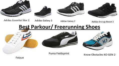 best shoes for parkour best parkour freerunning shoes 2017